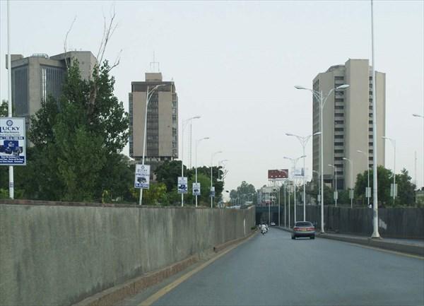 Улицы Исламабада