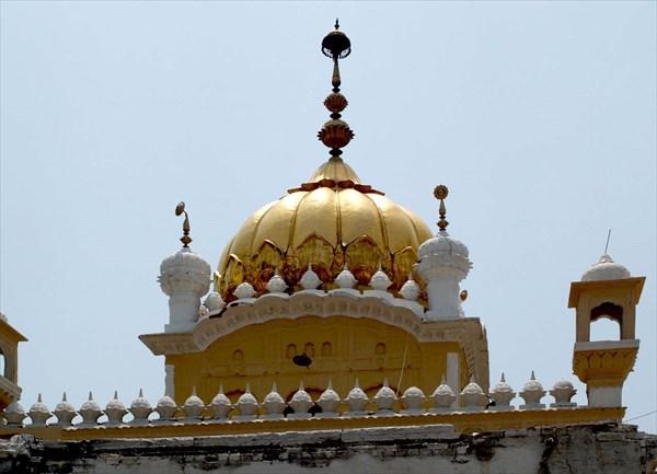 Купол Зеркальной мечети