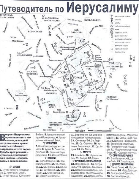 002-Путеводитель по Иерусалиму