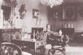 Гостинная. фотография 1927 г.