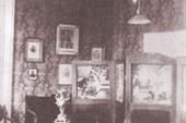 Спальня. фотография 1927 г.