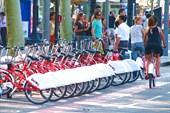 Барселона. Город велосипедов...