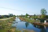 Староладожский канал в Лаврово