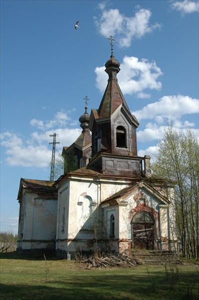 Церковь в селе Черном