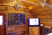 Национальный парк Катмай, туристическая база Brooks lodge