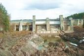 Плотина в Иматре
