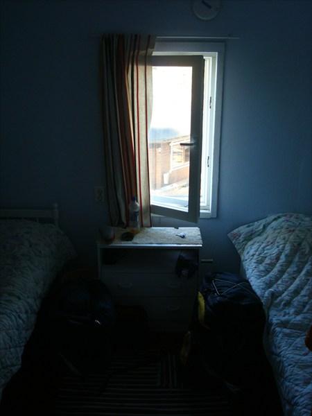 Наша с Дашей комнатёнка