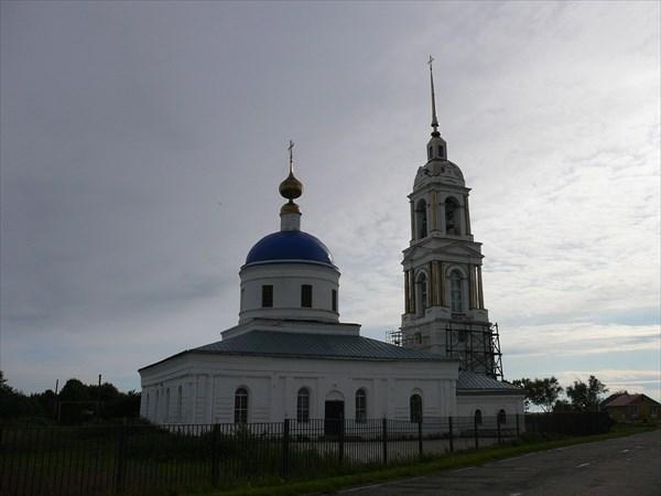 Храм в селе Подолец