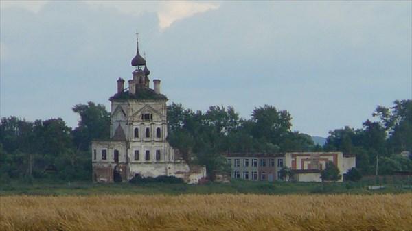 Церковь в Иваньково