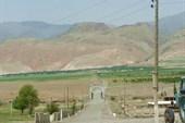 Мост через Зеравшан