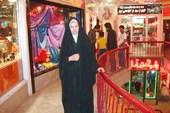 В `модных` бутиках Кума - самого строгого города Ирана
