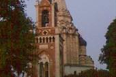 Общий вид церкви Преображения
