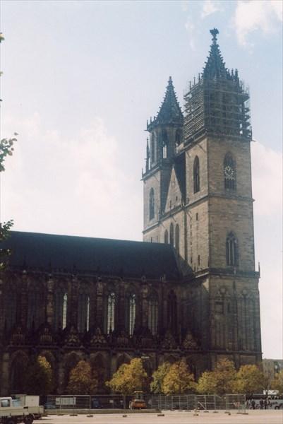 Кафедральный собор, Макдебург