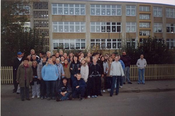 Школа, Ашерслебен