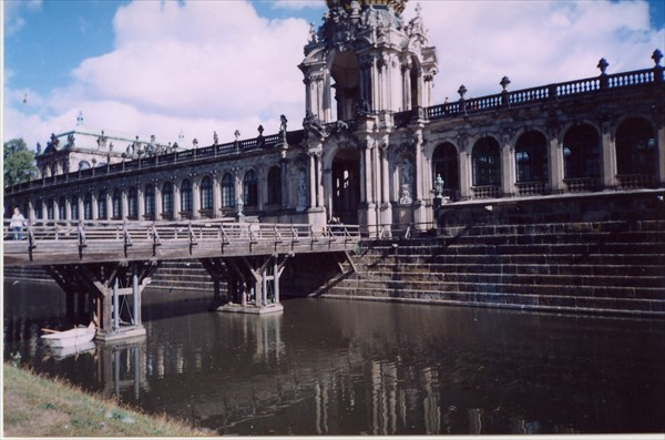 Дворец Цвингер, Дрезден