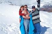 А на солнышке - не так уж и холодно!!!