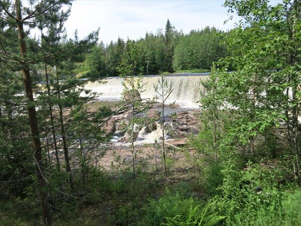 Первая ГЭС и первый обнос