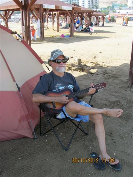 Французский байкер-путешественник