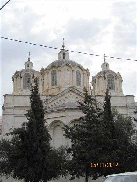 Иерусалим. православная церковь