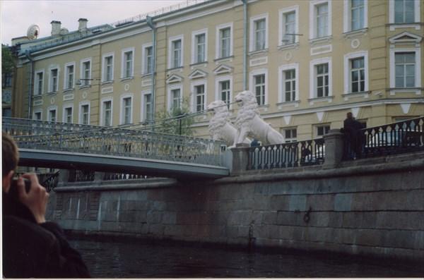 Львиный мост