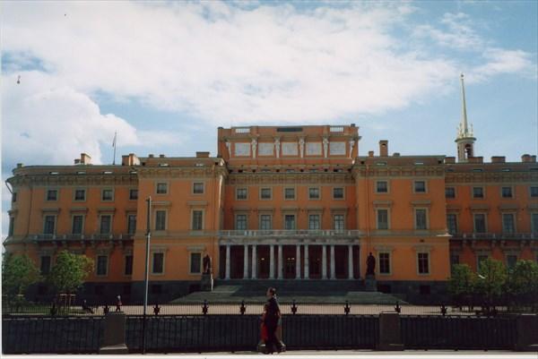 Михайловский замок Павла 1