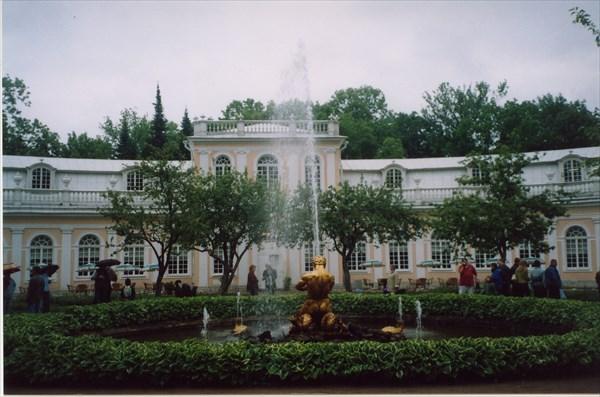Петергоф. Нижний парк.