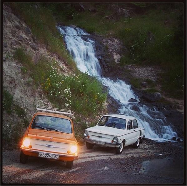 86 - на перевале Годердзи