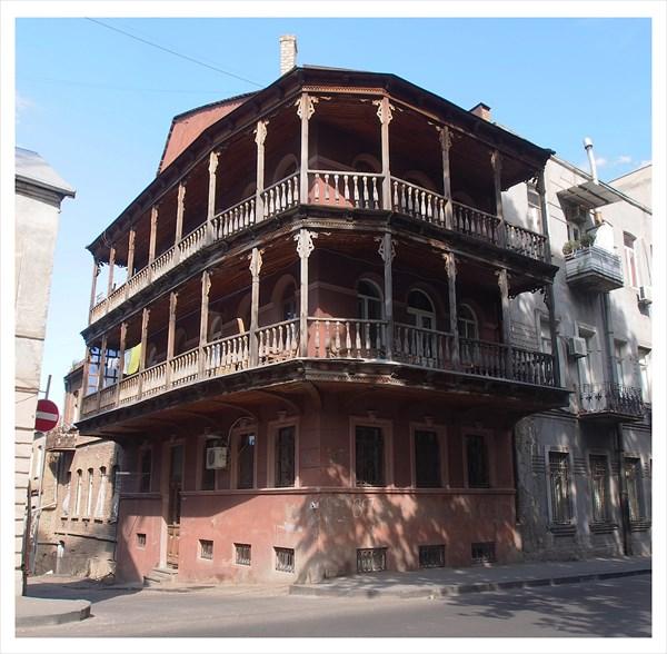 101 - балконы Тбилиси