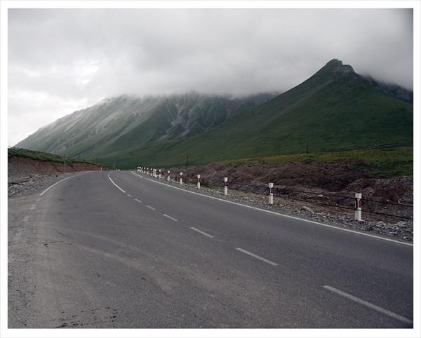 106 - проходим Крестовый перевал