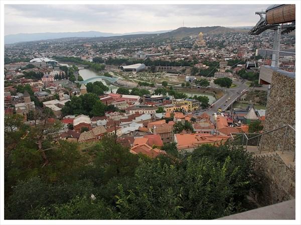 43 - Вид на Тбилиси