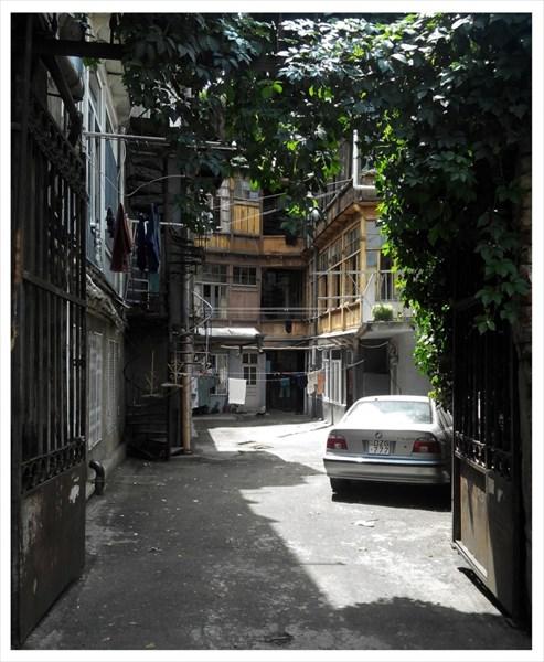44 - Дворики Тбилиси