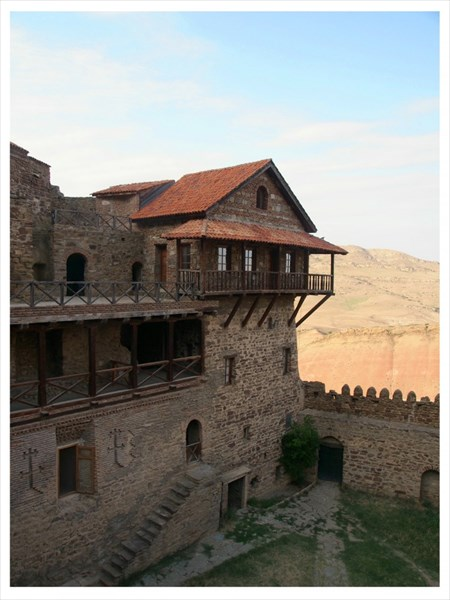 59 - Лавра Давида монастыря Давида Гареджи