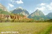 Вершины над Кичи-Караколом
