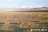 Природа около озера Каракуль (3900 м)