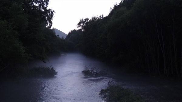 Река Минеральная
