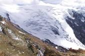 Гребень до горы Куркурек и сама вершина