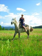 Башкирия - конный край