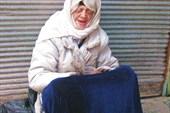 бабушка из Диярбакыра