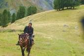 Сменил коня железного на живого