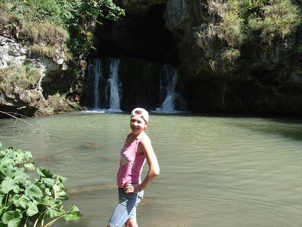 Чаша водопада