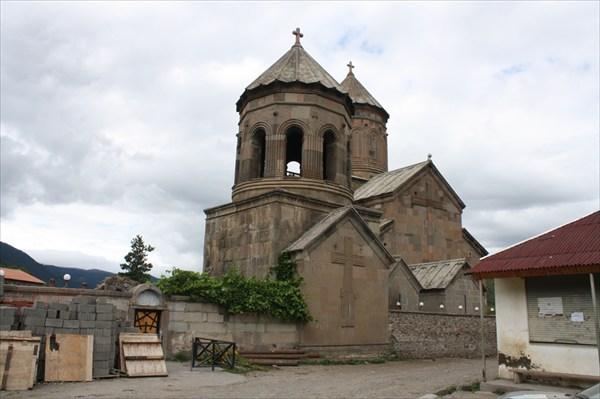 Преображенский монастырь или Монастырь Зарзма