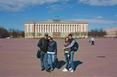 Площадь Победы-Софийская