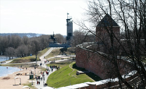 Монумент Победы 1974