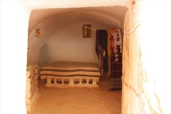 В пещере берберов