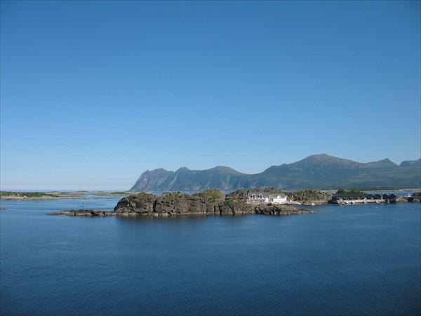 Гостиница на островах