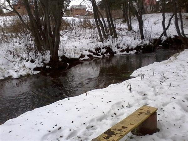 Речка Емелино