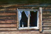 Рыбацкие домики, поселок Онгурен