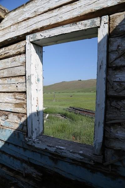 Поселок Онгурен