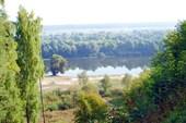 Новгород-Северский. Вид на Десну.