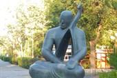 Скульптура «Эхо» – это символ открытости и душевности калмыцкого